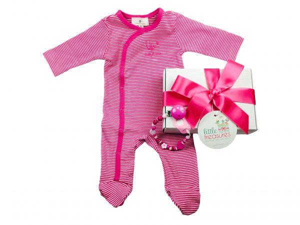 Winter Basics Box 'Lullaby' für Baby Mädchen