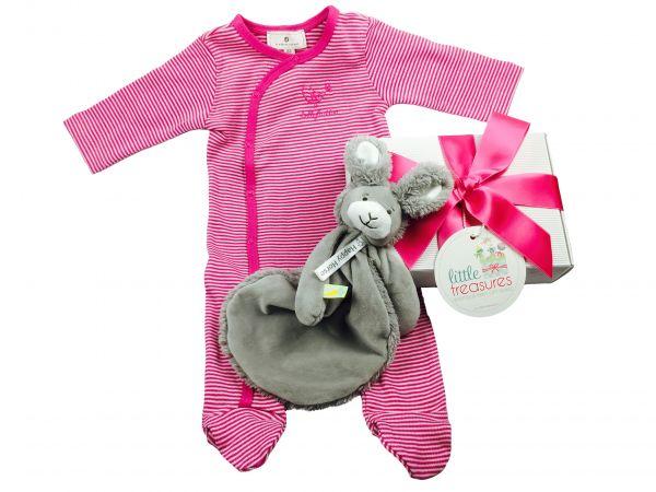 Winter Basics Box 'Hase' für Baby Mädchen
