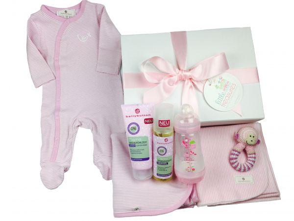 Winter De Luxe Box 'Stars & Stripes' für Baby Mädchen