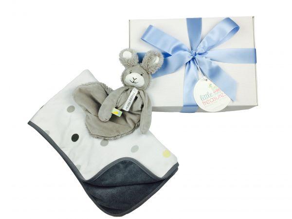 Winter Basics Box 'Hase' für Baby Junge