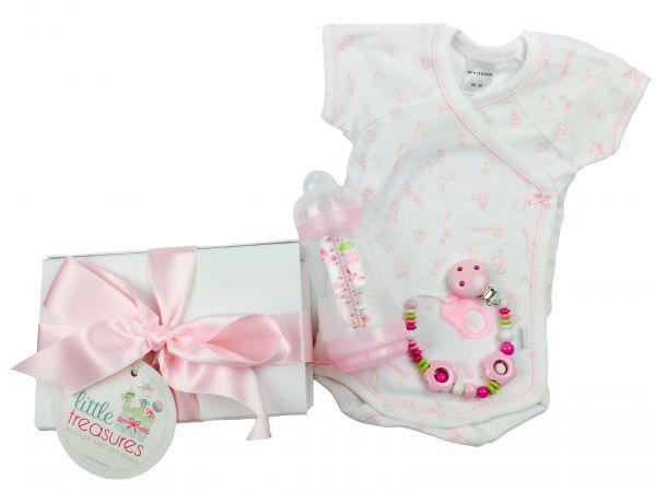 Babygeschenkbox zur Geburt