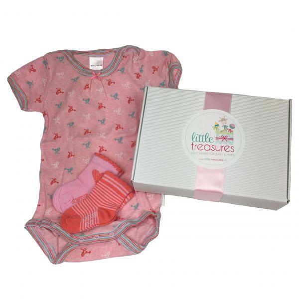 Sommer Basics Box 'Sommerbrise' für Baby Mädchen