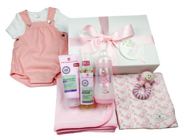 Sommer De Luxe Box 'Retro' für Baby Mädchen