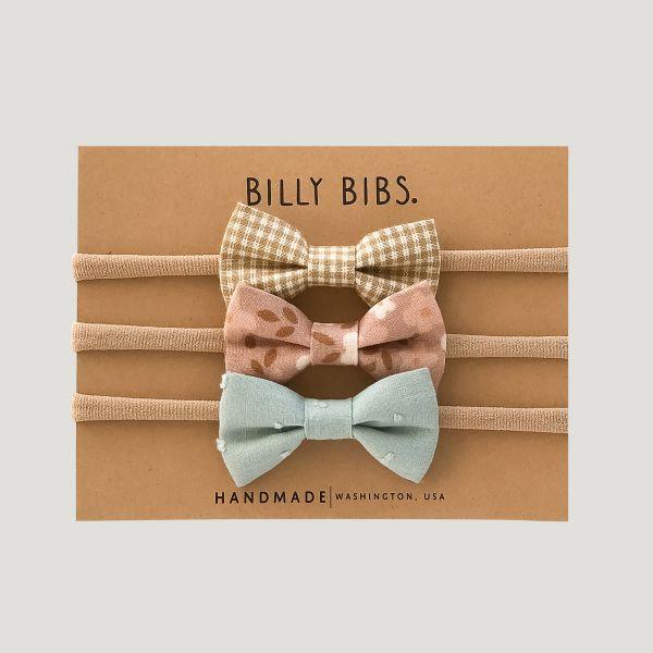 Haar-Maschen-Set 'Mia' - regular mit Nylon-Band (Billy Bibs)
